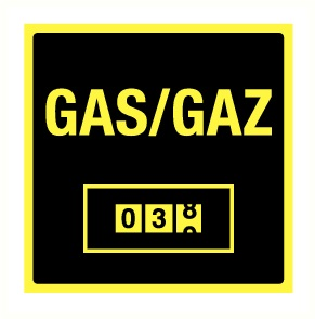 Pictogram gasteller