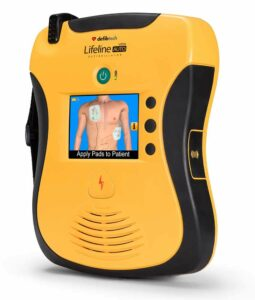 volautomatisch AED toestel