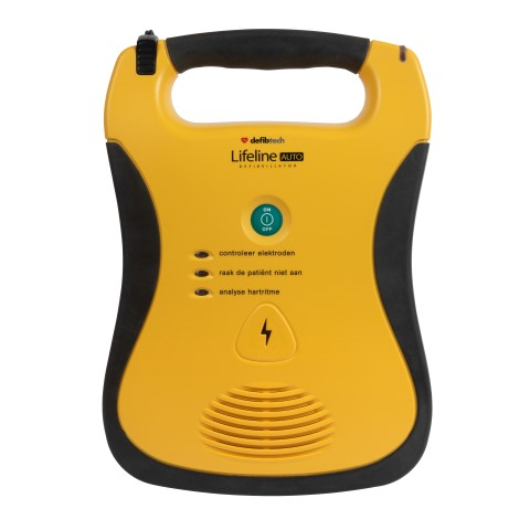 Defibtech Lifeline AED volautomatish